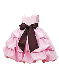 Blackobe Baby Girls Toddler Sleeveless Bowknot Princess Tutu Dress Party Dress