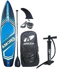 AMOR AQUA Inflatable Standup Paddle Board 11'x33 x6 ISUP Pac