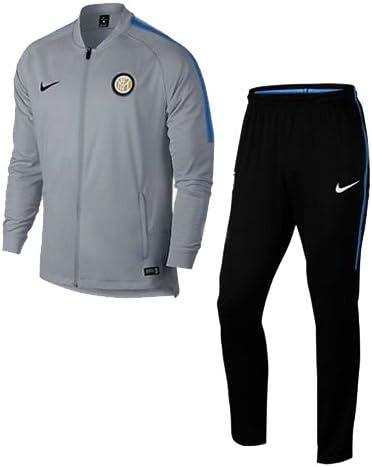 Nike Inter M Nk Dry Sqd TRK K, Tuta da Calcio Uomo