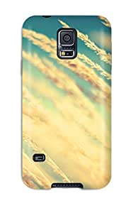 New Arrival Premium S5 Case Cover For Galaxy (yellow Wheat) by lolosakes