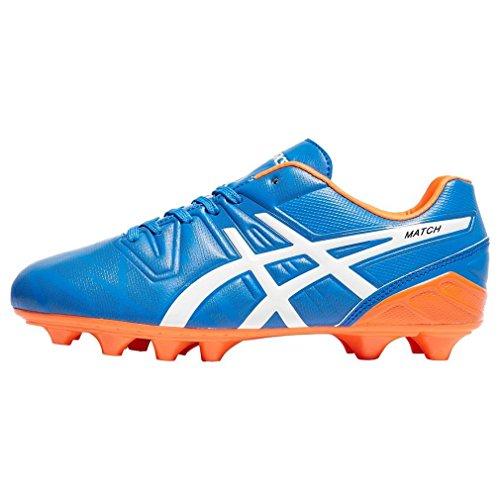 Match 35 Asics bianco sportive Novità Scarpe Junior Boots Rugby blu Cs H6BAawq