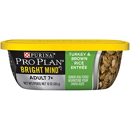 Purina Pro Plan Senior Gravy Wet Dog Food, BRIGHT...