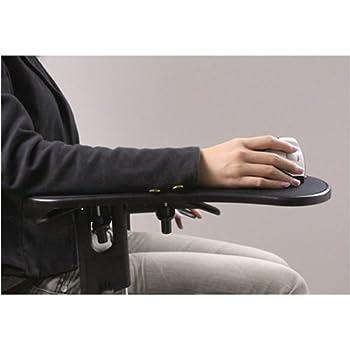 Skyzonal® Ergonomic Adjustable Computer Desk Extender Arm Wrist Rest  Support/ Mouse Pad Desk Chair