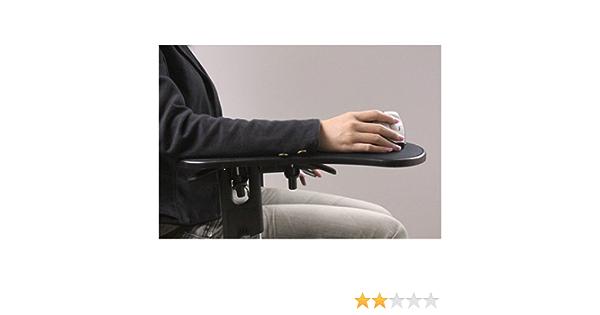 3 tailles Support de bras de clavier Extension de table r/églable en bois massif Support de bras de coude pour ordinateur Repose-poignets Ergonomie Extension de bureau Accoudoir Support d/étag/ère