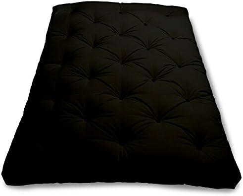 Japón Mundo 8BW algodón Futon Japón, algodón, negro, 110 x 200 cm: Amazon.es: Hogar