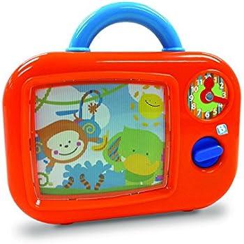 Amazon Com B Kids Musical Tv Baby Musical Toys Baby