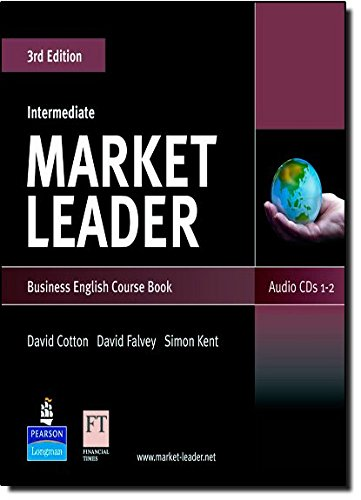 Market Leader Intermediate Coursebook Audio CDs (3rd Edition)