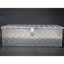 "30"" Tool Box Aluminum for ATV Storage RV Truck Pickup"