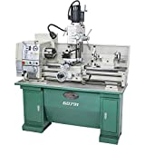 Grizzly Industrial G0791-12' X 36' Combination Gunsmithing Lathe/Mill
