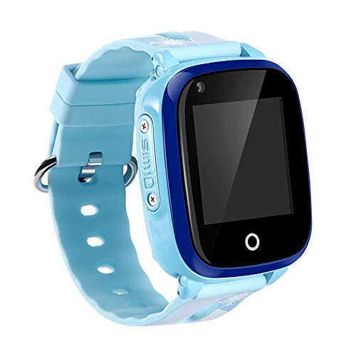 Kids Smart Watch, Smart Watch with GPS+WiFi Positioning Video Call Waterproof Photo Sos Study Digital Wrist Watches