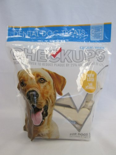 picture of Checkups- Dental Dog Treats, 24ct
