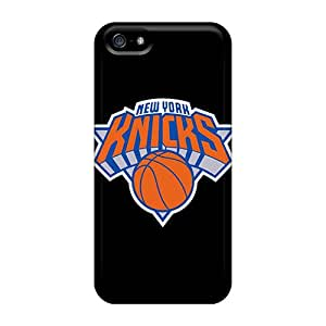 Premium Nba New York Knicks 2 Back Cover Snap On Case For Iphone 5/5s