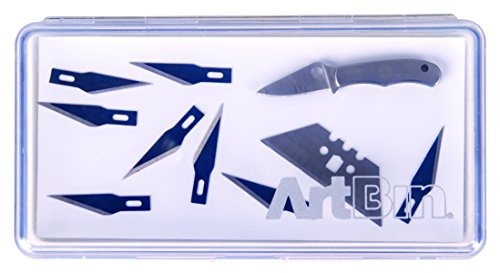 1 Stamp Inserts - ArtBin Magnetic Slim Line Storage Case- Clear, 6811AG