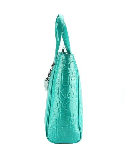 Borsa Shopping | Grande a Mano Calvin Klein | Linea Maggie | J6EJ600159-sea green