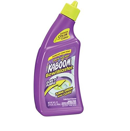 PACK OF 12 - Kaboom Bowl Blaster Toilet Bowl Cleaner 24 oz. Squeeze Bottle