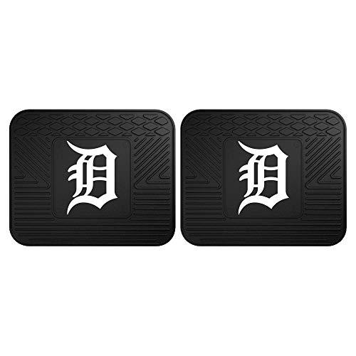 FANMATS 12332 MLB - Detroit Tigers Utility Mat - 2 Piece