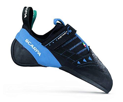 Kletterschuhe Kletterschuhe Scarpa Kletterschuhe black Scarpa Scarpa azure black azure UpFx1nW55
