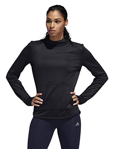 W Black shirt Hoodie T Adidas Mujer Otr Sleeved Long 4WxE8qwzfq