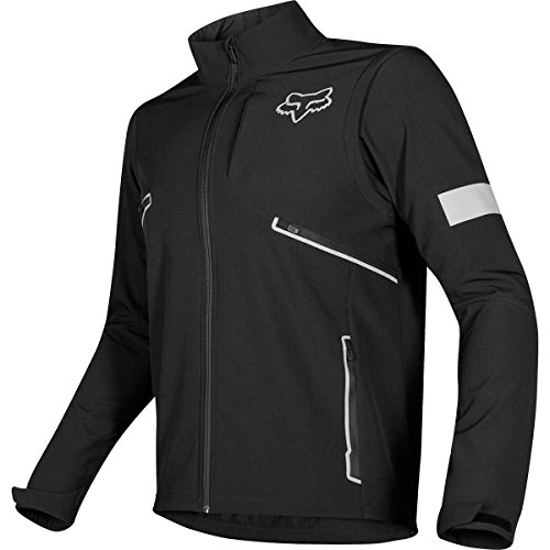 2019 Fox Racing Legion Softshell Jacket-Black-M