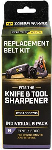 (Work Sharp Original 6000 Belt WKS03863)