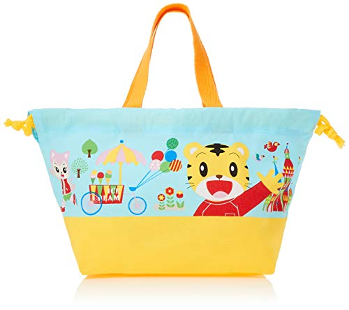 Skater Children's Lunch Drawstring bag and seriously Wax Amusement Park Made in Japan KB7