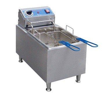 Globe Food Equipment Countertop S/S Electric 16-Lb. Capacity Fryer (Countertop Restaurant Equipment compare prices)