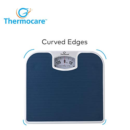 Thermocare Analogue Weighing Machine(Blue)