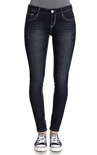 WallFlower Juniors Basic Legendary Skinny Jeans in Bridgit Size: 13