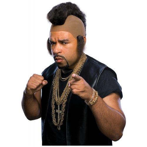Mr. Hammer Wig Costume Accessory ()