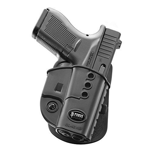 Fobus 5001889 Evolution Paddle Holster Glock 42