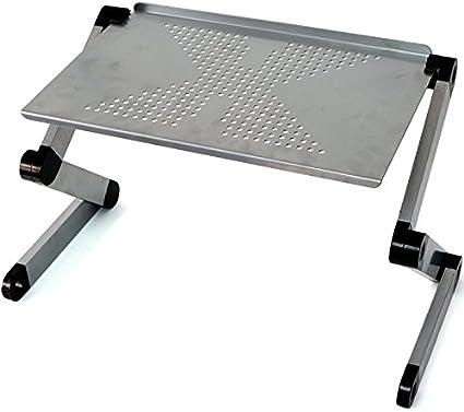 kevenanna ajustable con ventilación atril para libro de mesa para ...