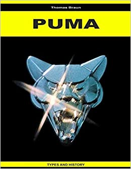 Book Puma by Thomas H. Braun (2012-11-01)