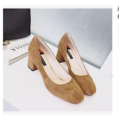 Zormey Frauen Heels Schuhe Büro Kundenspezifische Materialien Büro Schuhe & Amp; Karriere Casual Hell Braun Rot Rosa Schwarz 39 ead2d9