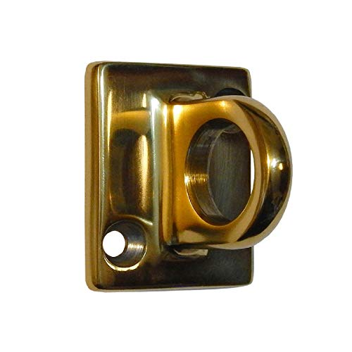 - Rope Stanchion Decorative Stainless Steel Wall Plate Holder, CROWD CONTROL CENTER (Gold)