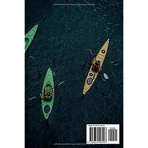 Notizbuch: Punktraster, 100 Seiten, DIN A5 Format, weißes Papier, glänzendes Softcover für hochwertiges Design   Notizheft - Tagebuch - Journal - ... Fahren Schwimmen Rudern Paddeln Wasser Sport 22 spesavip