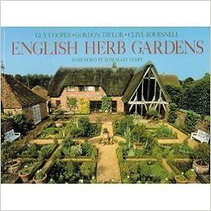 Book English Herb Gardens