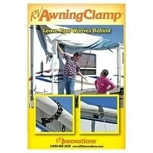 Amazon Com Rv Awning Clamp Motorhome Awning Travel Lock