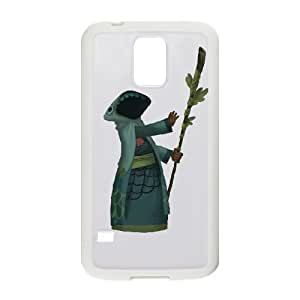 Broken Age Samsung Galaxy S5 Cell Phone Case White yyfD-011656