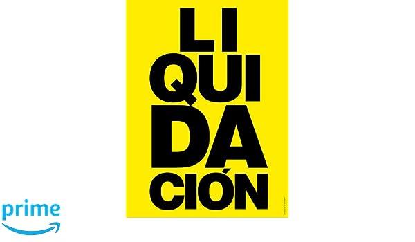 akrocard Cartel Resistente PVC - LIQUIDACION - Señaletica de ...