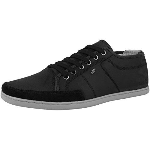 Homme Baskets Sparko Noir Black e15424 Boxfresh Aq4PwYxE