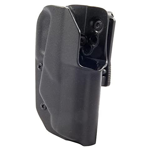 Blade Tech OWB Holster for Smith and Wesson M and P 9/40 with Tek-Lok Attachment (Black) - Blade Tech Belt Holster