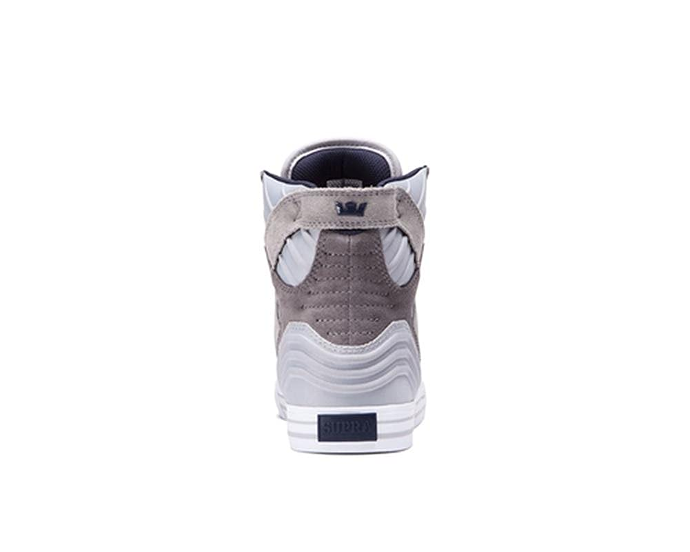 Supra Skytop II Black-White Size 7