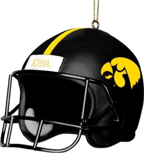 NCAA Iowa Hawkeyes 3 Inch Helmet Ornament