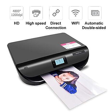 TANCEQI Impresora multifunción (Tinta Color, WiFi, copiar ...
