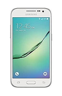 Samsung Galaxy Core Prime G360T 4G LTE T-Mobile - White (Certified Refurbished)