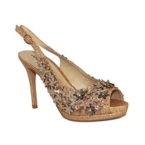 Sandalia de mujer - Alma en pena modelo 090 - Talla: 39
