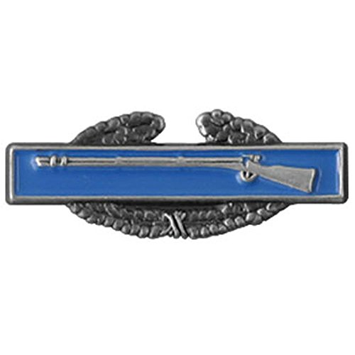 "U.S. Army Combat Infantry Badge 1 1/4"" Lapel Pin"