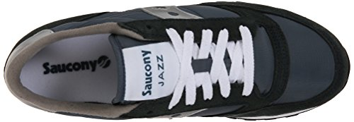 Originali Di Saucony Mens Jazz Sneaker Originale Blu / Argento