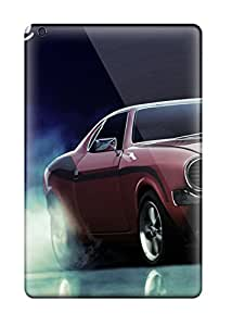 Quality Case Cover With Muscle Car Nice Appearance Compatible With Ipad Mini 3 7881008K10600707