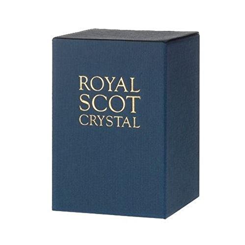 Royal Scot Crystal Whisky Spirit Connoisseur Decanter Carafe Gift Boxed 650ml 22fl oz